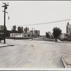 St. Lawrence Ave looking east from 177th Street (1922)