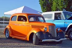 1936 Ford Slantback   Flickr - Photo Sharing!..Re-Pin brought to you by #CarInsuranceagents at #HouseofInsurance in #EugeneOregon