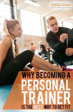 Becoming a Personal Trainer is not only a rewarding career move that helps you to impact the lives of others, but gives you the added benefit of knowing the best way to keep your own body fit and healthy.  #health #fitness #career #fit #exercise