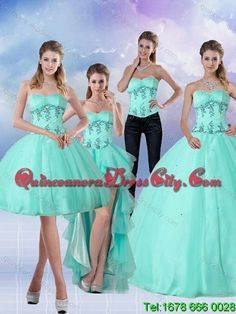 aqua blue Quinceanera Dresses, Prom Dresses, Formal Dresses, Quinceanera Ideas, Lace Dresses, Sweet 15 Dresses, Organza Dress, Homecoming, Ball Gowns