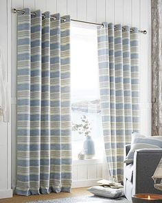 Tiebacks Pair Brand New Bright Oxford Check Lined Curtains Home, Furniture & Diy