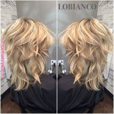 52 Fashion Summer Inspirational Layered Hairstyles Ideas For Medium Lenth Hair 2019 – Page 41 of 52 – Diaror Diary Hair inspiration – Hair Models-Hair Styles Medium Lenth Hair, Medium Hair Cuts, Layers For Medium Hair, Choppy Layers For Long Hair, Curly Layers, Haircut Trends 2017, Hair Trends, Medium Layered Haircuts, Long Layered Hair