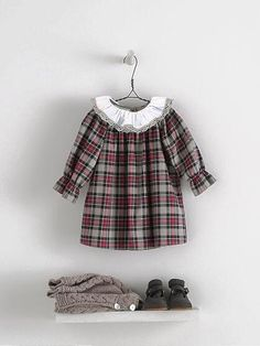 Nanos, leading company in high quality and exclusive kidswear design since Cute Girl Outfits, Little Girl Dresses, Kids Outfits, Baby Dress Patterns, Baby Clothes Patterns, Kids Winter Fashion, Kids Fashion, Casual, Christmas Fancy Dress