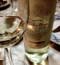 El Alma del Vino.: Bodega Piedra Negra Pinot Gris 2014.