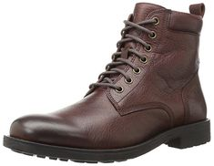 717bed8e0 206 Collective Men s Denny Lace-up Motorcycle Boot