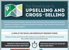 The Travel Guide To Upselling and Cross-Selling via @Monetate