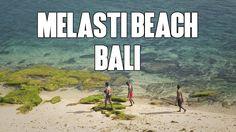 Melasti Beach Bali - One of the hidden beach in Bali that now become very popular.