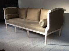 Swedish Sofa Just arrived at Anton and K  Decorative Antiques & Interiors