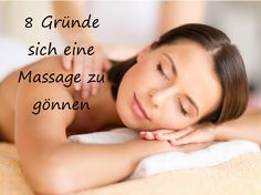 Massagen entspannen und haben darüber hinaus viele positive Wirkungen
