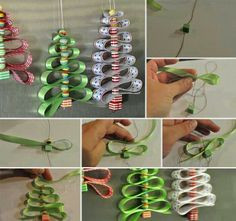 Inspirao cw make take ideas pinterest mini christmas tree diy beads and ribbon christmas tree beads ribbon diy diy ideas diy crafts do it yourself christmas tree solutioingenieria Choice Image