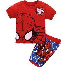 Spiderman Pajama Set for Boys
