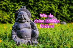 Wie du deine Intuition förderst Intuition, How To Control Anxiety, Controlling Anxiety, Buda Zen, Landscape Design, Garden Design, Feng Shui Garden, Beneficial Insects, Garden Supplies