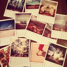 the best holiday gift ever! 2013 custom instagram calendar. created by yours truly :)
