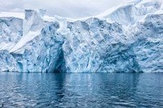 Martin Bailey, Antarctica