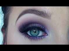 """This look is from my previous video """"favorite MAC eyeshadows"""" hope you enjoy!      Instagram: Jaclynhill    products used:   Painterly paint pot  soft brown e/s  satellite dreams e/s  nocturnelle  e/s  sketch e/s  maybelline eye studio gel liner  red cherry lashes #43  MAC prolong wear foundation  shadestar contour powder  utterly game blush  soft & gentle hig..."""