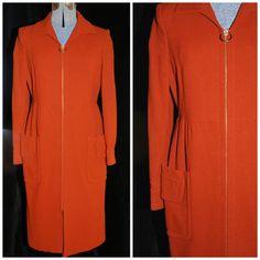 Vintage 1960's Harve Benard / Wool Coat Dress / by CicelysCloset