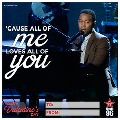 Virgin Radio is Montreal's Hit Music Station. Adult Pop radio, live from Montreal Canada. Valentine Day Cards, Valentines, Say I Love You, My Love, Lifestyle Articles, Music Station, John Legend, Local News, Are You Happy