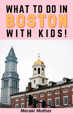 The ultimate guide of the best things to do in Boston with kids! Make sure there is something for everyone on your next family vacation. #boston #familyvacation# summervacation #familytravel #travelwithkids #bostonthingstodo Family Vacation Quotes, Family Vacation Destinations, Family Trips, Family Travel, Travel Destinations, Packing Tips For Travel, Travel Hacks, Travel Guide, Boston With Kids
