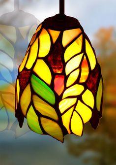 Vinduslampe Oak