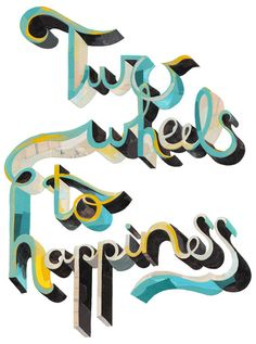 Blog of amazing typography!! CUSTOM LETTERS, BEST OF 2011, DAY TWO — LetterCult