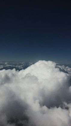 Journey to Greece... In clouds.