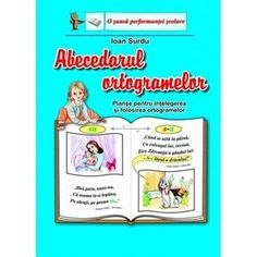 "Plansa Ortograma ""n-ati"" / cuvintele ""nu"" si ""ati"" Baseball Cards, Comics, School, Cover, Books, Libros, Book, Cartoons, Book Illustrations"