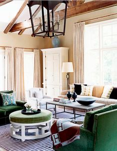 Patricia Healing & Daniel Barsanti for House Beautiful