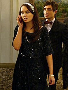Blair Waldorf Sequin Dress