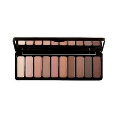 e..f. Eyeshadow Medium Multi-color . oz, Nude Rose Gold ($10) ❤ liked on Polyvore featuring beauty products, makeup, eye makeup, eyeshadow, beauty, eye shadow, fillers and nude rose gold