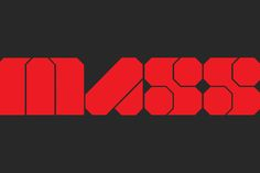 MASS by Little Fonts on Creative Market