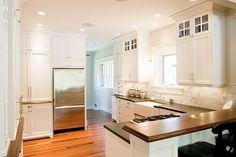 Charles' kitchen