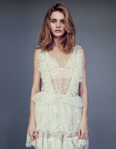 Duchess Dior: Natalia Vodianova by Paul Schmidt for Madame Figaro March 2015