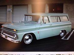 1963 Chevy Suburban