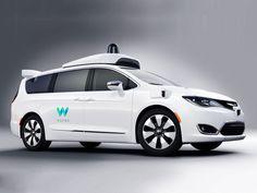 Googles Latest Self-Driving Car? Its a Minivan