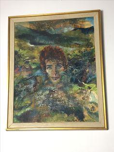 """Bob Dylan Portrait by Dan Gottschalk titled """"Highway 61 Revisied"""" Luxury Sale, Bob Dylan, Art Market, Dan, Group, Portrait, Unique Jewelry, Board, Handmade Gifts"""