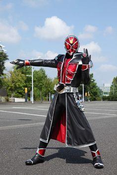 New ! Masked Rider 'Wizard'