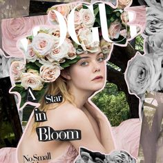 Elle Fanning for Vogue // Labyrinth of Collages Collage Design, Collage Art, Magazine Collage, Fashion Cover, Fashion Collage, Elle Fanning, Pics Art, Photo Illustration, One Pic