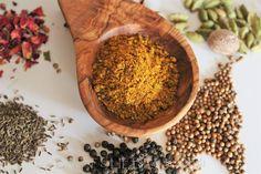 Advieh: eine persische Gewürzmischung
