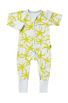 Bonds Zip Wondersuit | Palms For Days Print