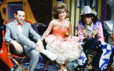 Pee-Wee, Miss Yvonne and Cowboy Curtis!