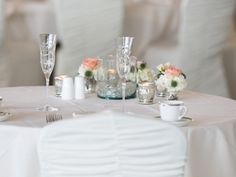 Wisteria Flowers and Gifts | Pretty Pastels wedding,  setting on bride and groom table