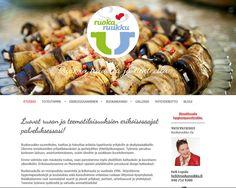 Ruokaruukun uudet verkkosivut. www.ruokaruukku.fi Toteutus www.ideaflow.fi