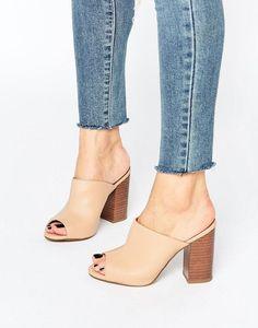 New Look | New Look Block Heel Mule