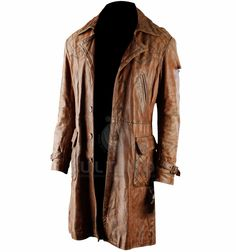 Genuine Priest  (Hicks) Cam Gigandet Leather Coat  	The coolant Coat with every aspect of comfort and cooling can be imagined is part of this luxuriously and smoothly leather Coat. The smoothness suggest it has been made from cowhide and will last quite long to give the softer feeling it i