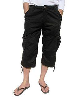 TROUSERS - 3/4-length trousers Shaft Cheap c3G0Rl