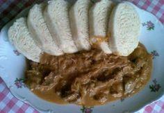 Segedínský guláš maďarské babičky Grains, Pork, Rice, Beef, Red Peppers, Kale Stir Fry, Meat, Seeds, Pork Chops