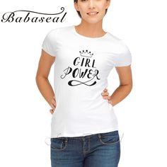 Babaseal Sweet Graphic T Shirts Korean Designer Hand Written Lettering Girl Power Tshirt Tumblr Tee Shirt Women Vegan Funny Tee #Affiliate