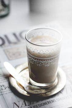 Scandinavian Simplicity: vanilla chai ♥