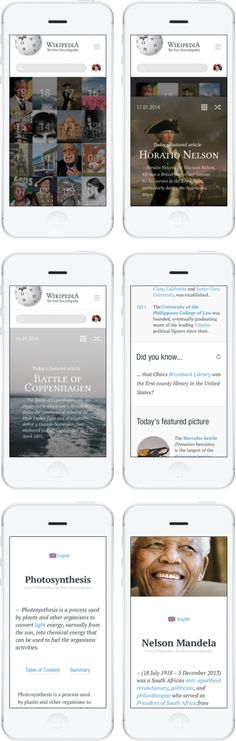 2014 Wikipedia Redesign – A Great Project With Great Results