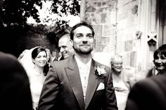 Emily & Eammon's wedding at Wimborne Minster.